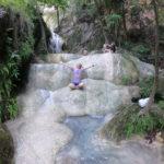 天然のアレにアレしてもらえる場所、エラワンの瀧