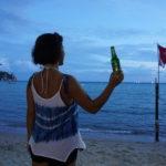 タオ島 – 絶景を求め – 足の爪に自力で穴を空けてやった日