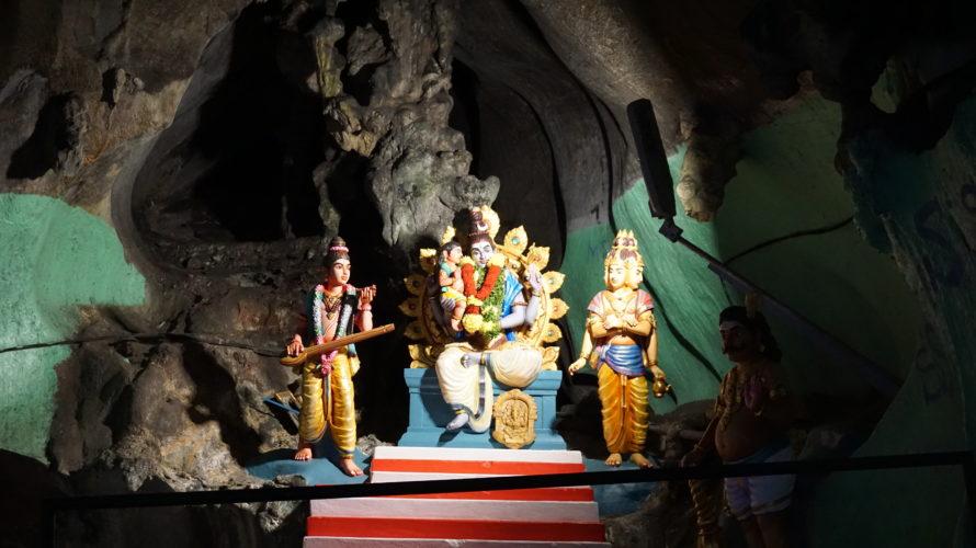 クアラルンプール編 その1 アジアの神秘バトゥ洞窟