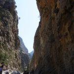 クレタで味わう自然の力:サマリアゴージに行ってきた