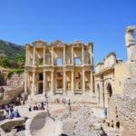 エフェス 世界最大の古代都市に行ってきた。