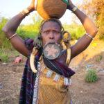 部族ツアー2日目。ムルシ族の村へ、やばいのは見た目だけではなかった
