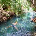 キリマンジャロ山近くの絶景温泉とキリマンジャロコーヒー