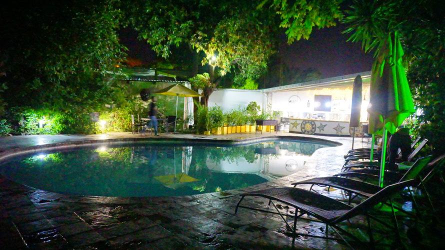 ザンビア;リビングストンの猫天国な快適宿で年越し!やっぱり僕は旅より定住派かもしれない