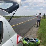 南アでは車がパンクしても襲われるから停車してはいけないらしい。クルーガー国立公園からヨハネスブルグ、そしてケープタウンへ
